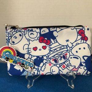 Hello Kitty Friends Bright Pouch
